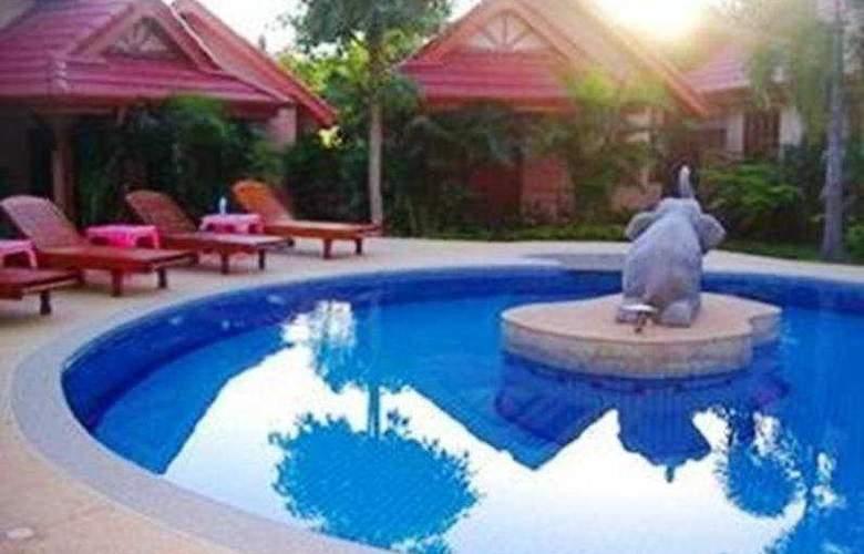 Resort Happy Elephant - Pool - 6