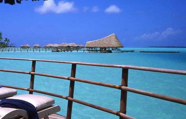 Le Taha'a a Island Resort & Spa - Terrace - 8