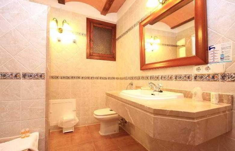 Monnaber Nou Spa, EcoHotel & Restaurante - Room - 26