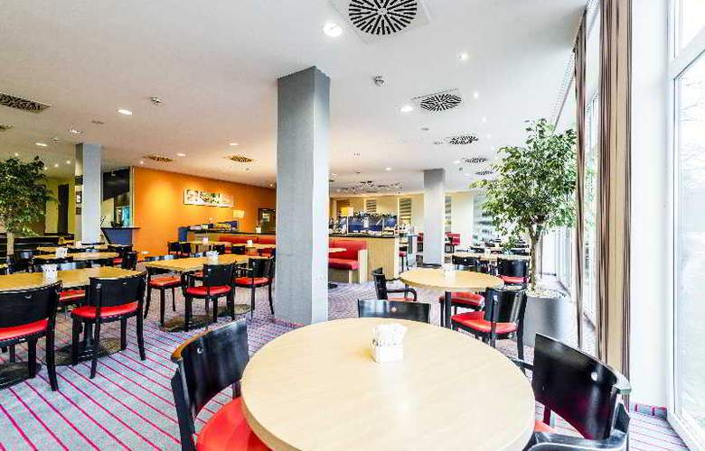 Holiday Inn Express Frankfurt Airport - Restaurant - 22