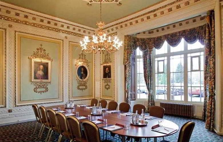 Dunkenhalgh Hotel & Spa Blackburn - Hotel - 6