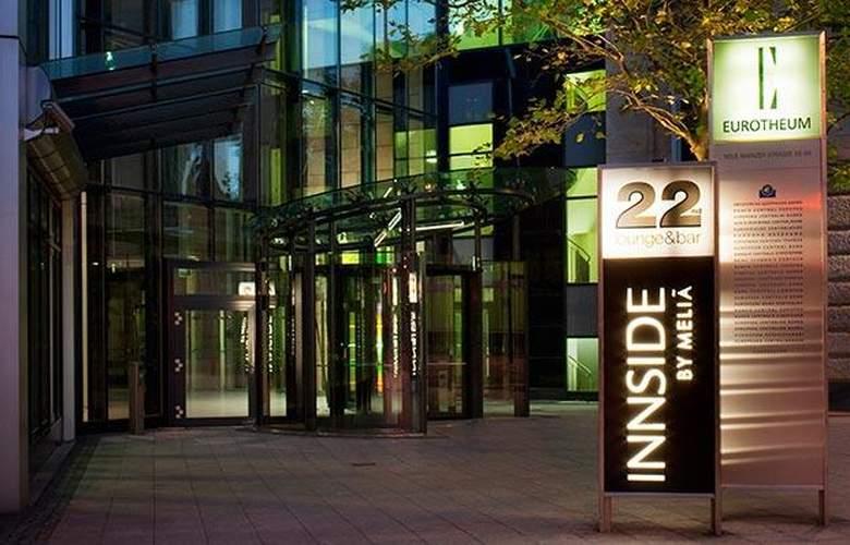 Innside Frankfurt Eurotheum - Hotel - 0