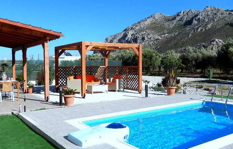 Stergios Villa - Pool - 17