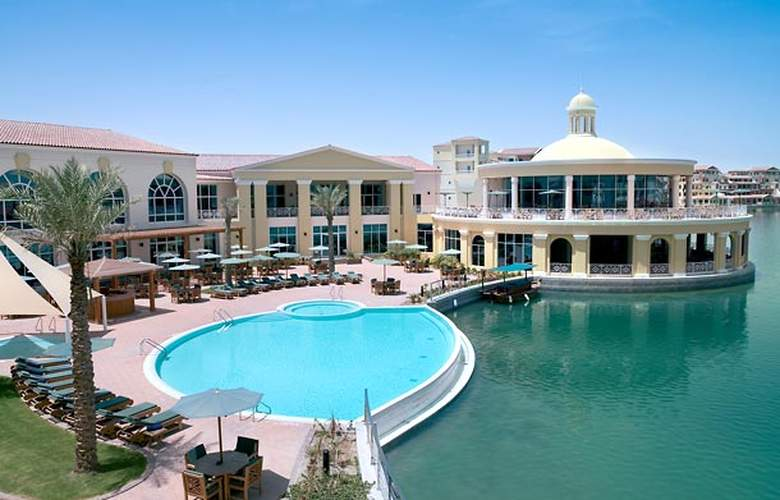 Courtyard Dubai, Green Community - Marriott - Pool - 1