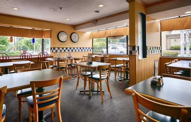 Best Western Capilano Inn & Suites - Restaurant - 39