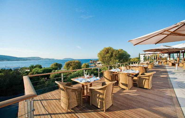 Grand Resort Lagonissi - Restaurant - 43