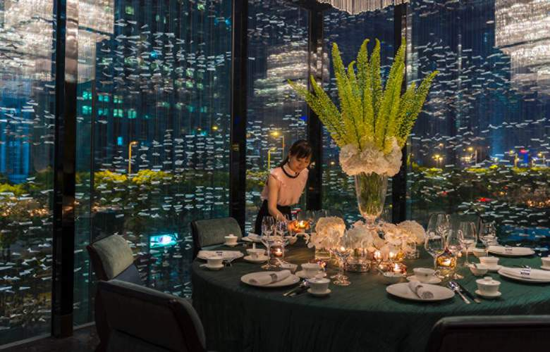 Four Seasons Pudong - Restaurant - 3