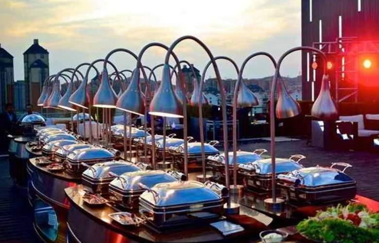 Sheraton Qingdao Licang Hotel - Restaurant - 9