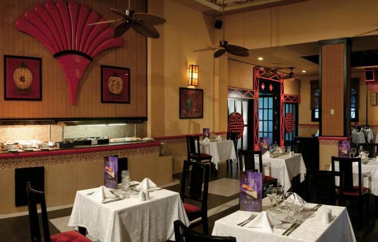 Riu Yucatan - Restaurant - 17
