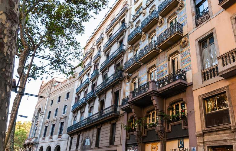 Ramblas Barcelona - Hotel - 0