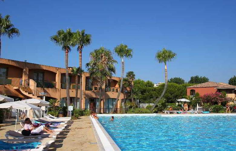 Pierre et Vacances Villages Clubs Cannes Mandelieu - Pool - 4