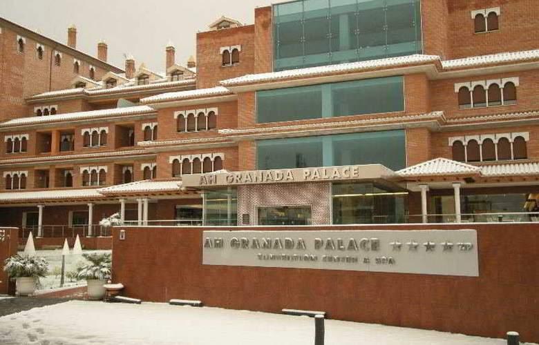 Granada Palace - Hotel - 0
