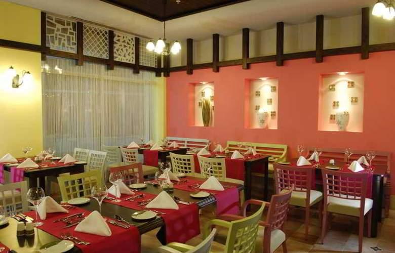 Evren Beach Resort - Restaurant - 24
