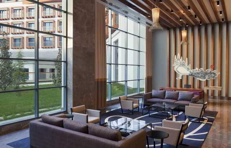 Radisson Blu Hotel & Spa Istanbul Tuzla - General - 8