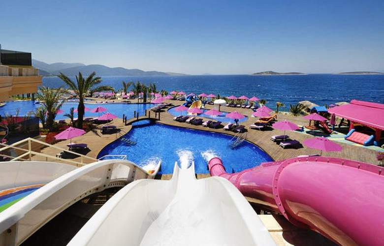 The Bodrum by Paramount Hotels & Resorts - Pool - 3