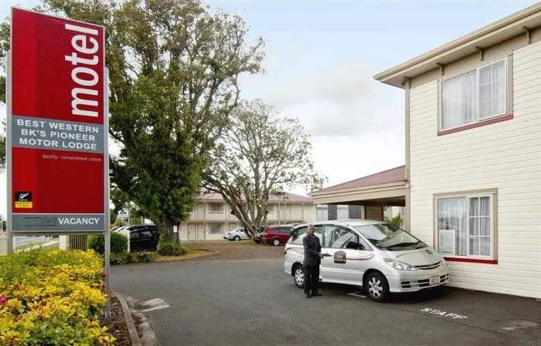 Best Western BK's Pioneer Motor Lodge - Hotel - 11