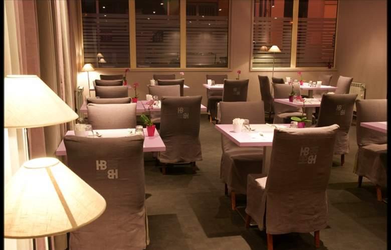 Best Western Hotel de la Breche - Restaurant - 3