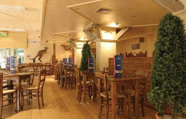Waterwheel Inn Hotel - Restaurant - 8