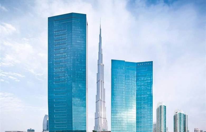 Sofitel Dubai Downtown - Hotel - 42