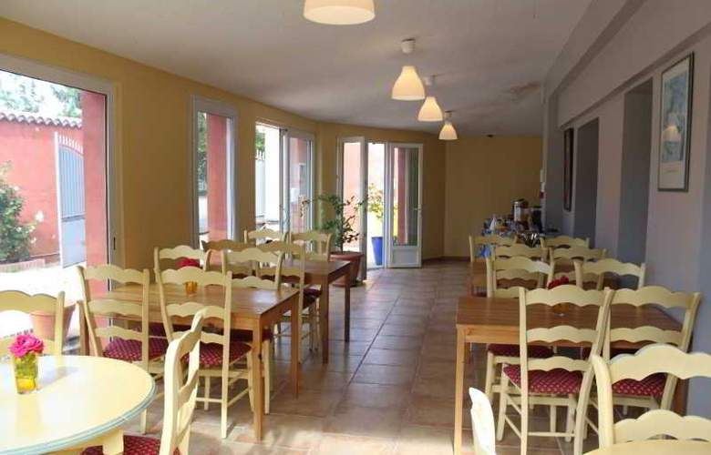 Court Inn Aqua - Restaurant - 3