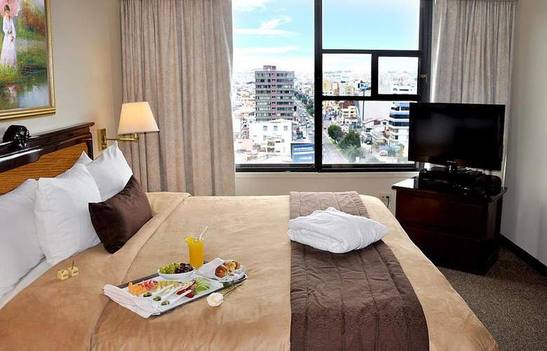 Best Western Plaza - Room - 56