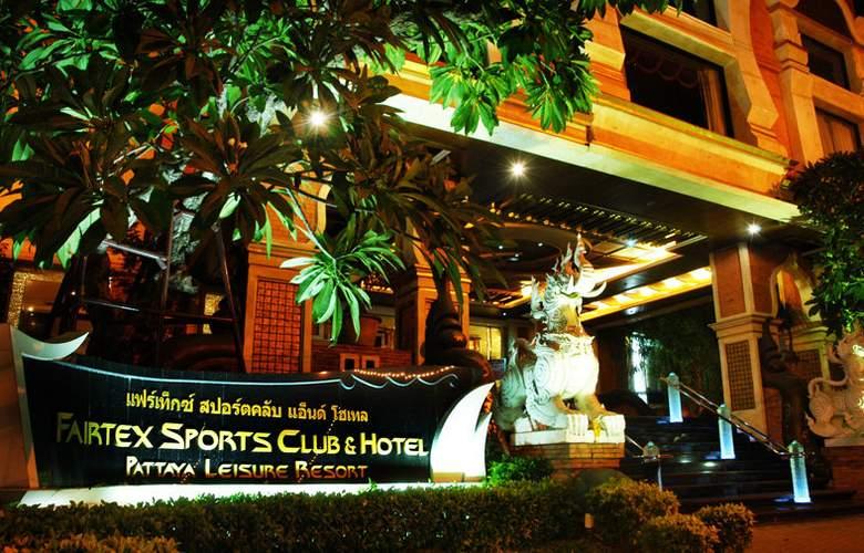 Fairtex Sport Club & Hotel - Hotel - 5