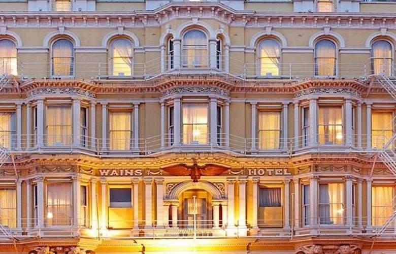 Wains Dunedin - Hotel - 0