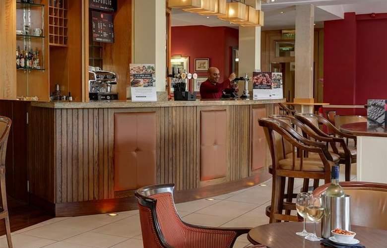 Best Western Reading Moat House - Restaurant - 60
