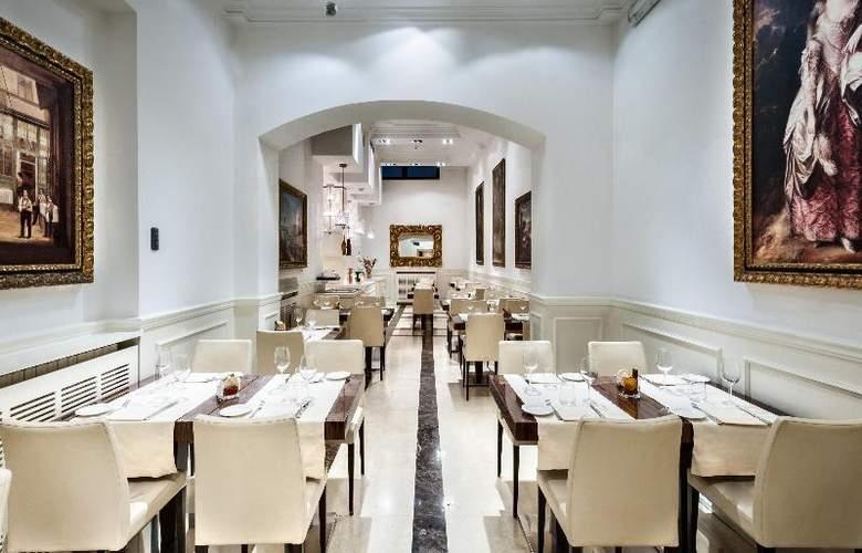 Best Western Premier Hotel Cristoforo Colombo - Restaurant - 26