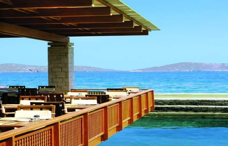 Porto Elounda de Luxe Resort - Restaurant - 8