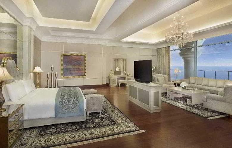 Waldorf Astoria Dubai Palm Jumeirah - Room - 15