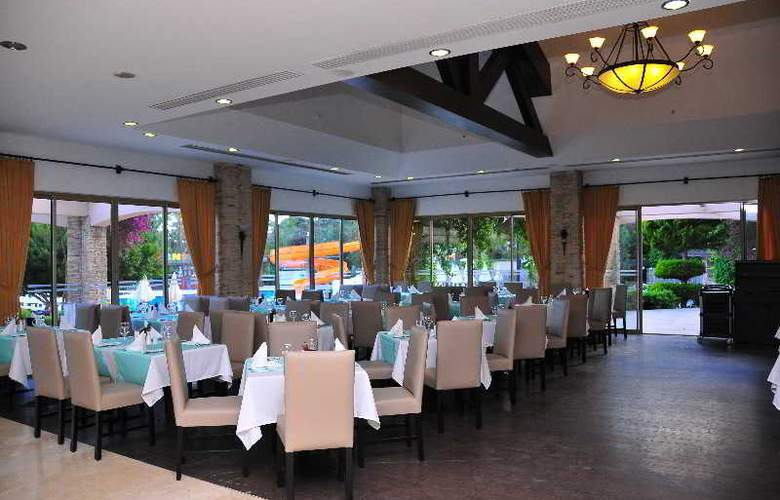 Novia Lucida Beach Hotel - Restaurant - 6
