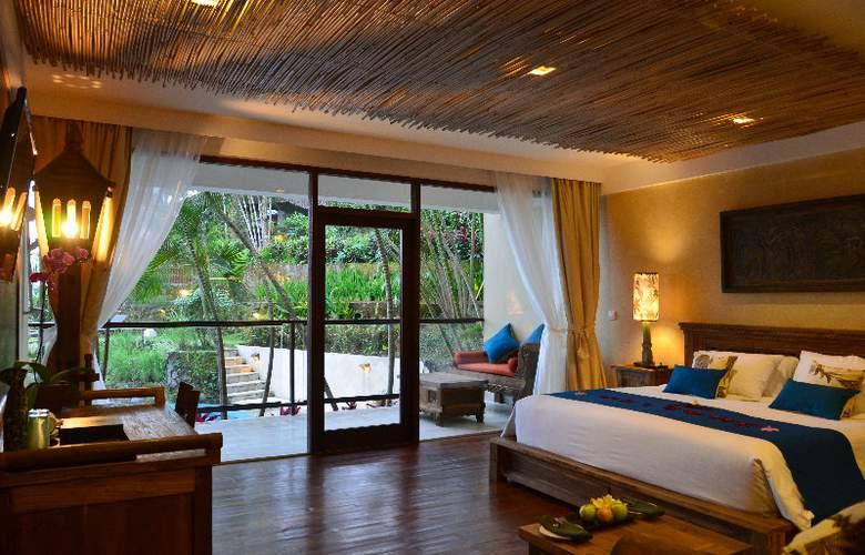 Kupu Kupu Barong Villas & Tree Spa - Room - 14