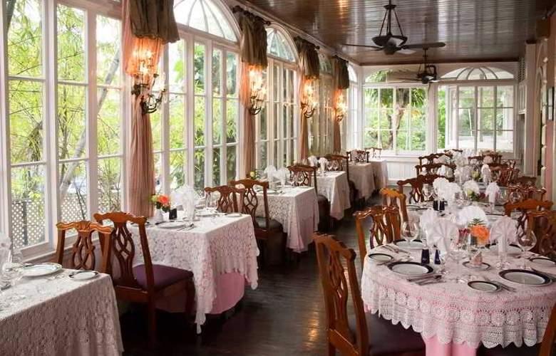 Graycliff Hotel & Restaurant - Restaurant - 34