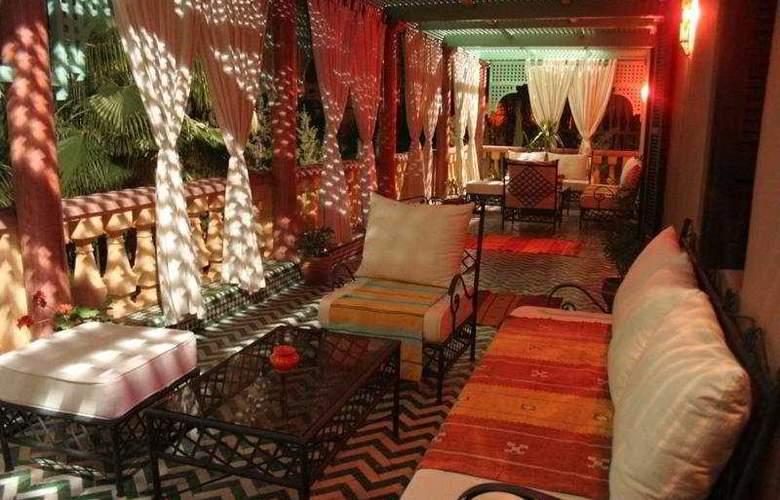 Villa Guest - Terrace - 9