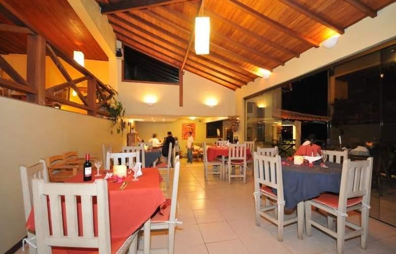 Pousada Amancay - Restaurant - 4