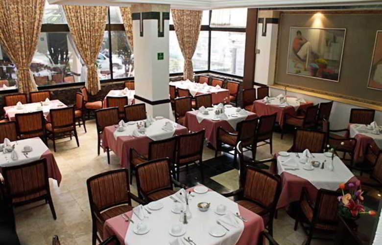 Pedregal Palace - Restaurant - 7