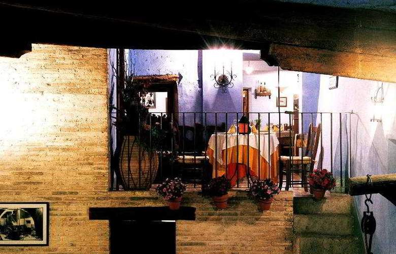 Hospederia Meson De La Dolores - Restaurant - 7