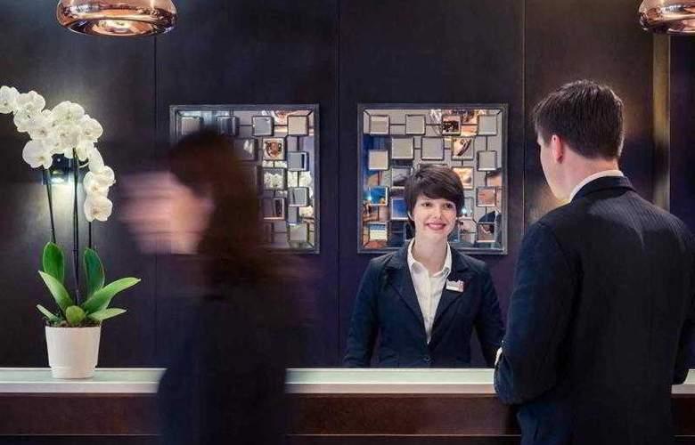 Mercure Paris La Sorbonne - Hotel - 5