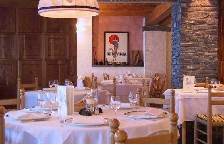 Chalet Valdotain - Restaurant - 5