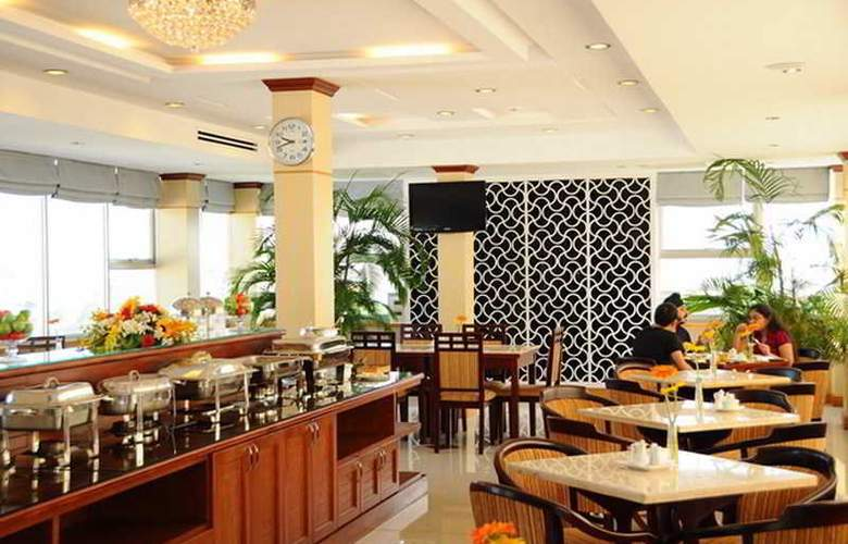 Hong Vy Hotel - Restaurant - 18