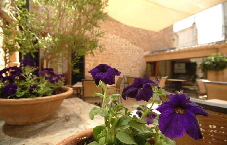 Can Simo Petit Hotel - Terrace - 11