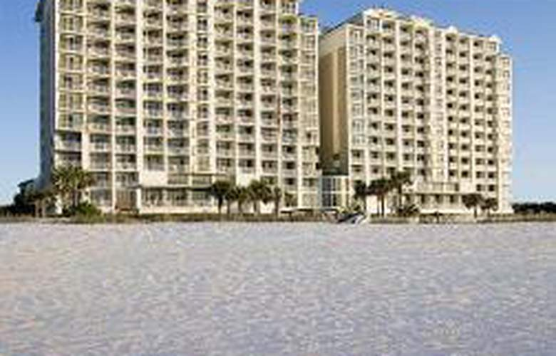 Hampton Inn & Suites Myrtle Beach- Oceanfront - Hotel - 0