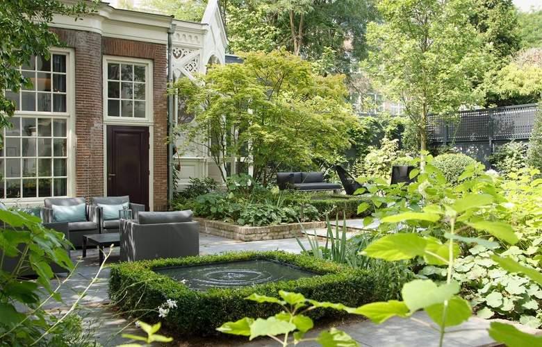 Canal House - Terrace - 5