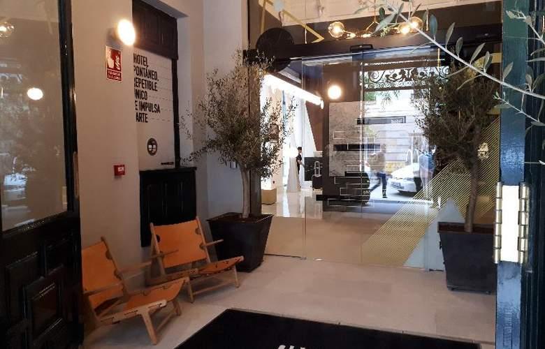 Hotel One Shot Fortuny 07 Madrid