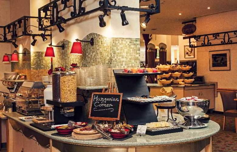 Mercure Budapest Castle Hill - Restaurant - 4