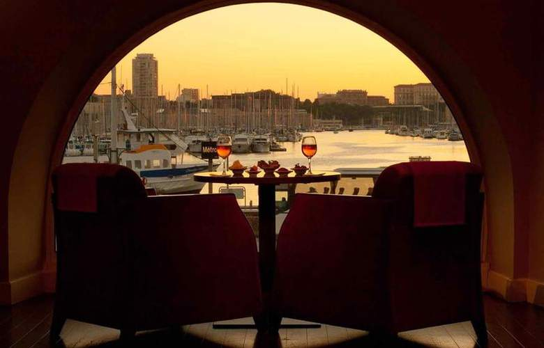 Grand Beauvau Marseille Vieux-Port - MGallery by Sofitel - Restaurant - 54
