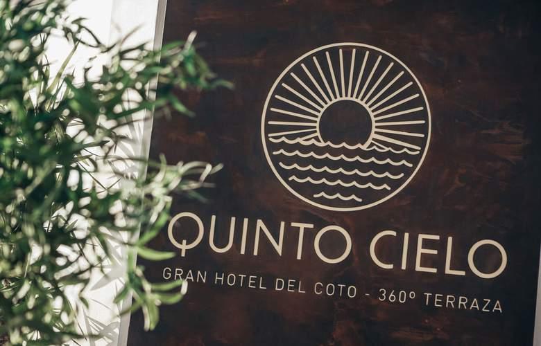 Gran Hotel del Coto - Terrace - 7