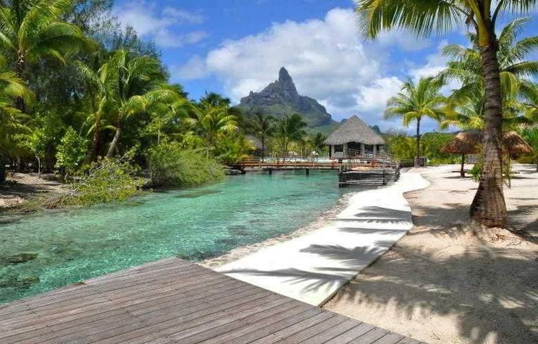 Le Meridien Bora Bora - Hotel - 59