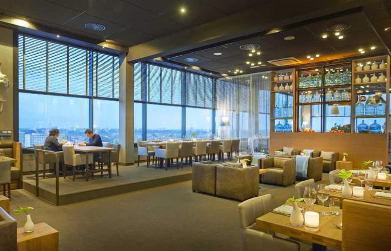 Westcord WTC Hotel Leeuwarden - Restaurant - 9